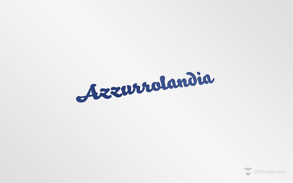 azzurrolandia officinae agenzia lean digital marketing comunicazione matera milano creazione logo design