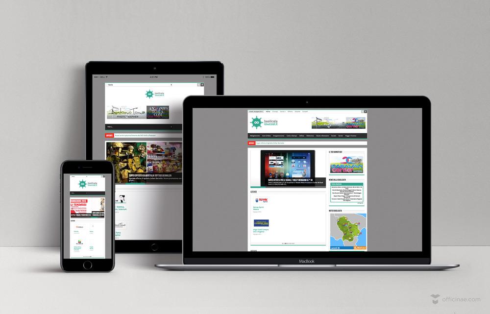 basilicata low cost officinae agenzia lean digital marketing comunicazione matera milano sito web responsive