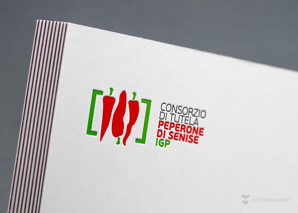 consorzio peperone di senise igp officinae agenzia lean digital marketing comunicazione matera milano creazione logo design