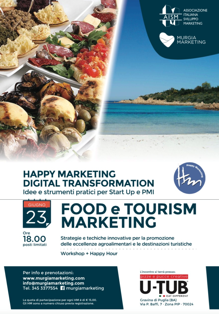 food tourism marketing utub gravina-officinae-agenzia-lean-digital-marketing-management-comunicazione-school-scuola-formazione-matera-basilicata-milano