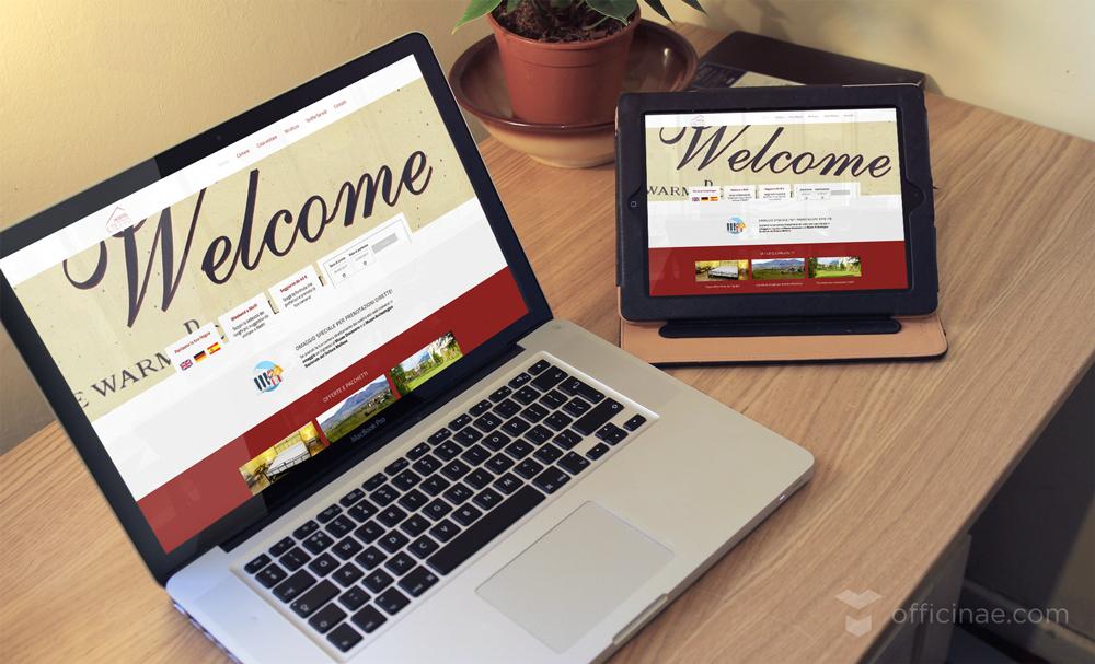 hostel il tetto officinae agenzia lean digital marketing comunicazione matera milano sito web responsive