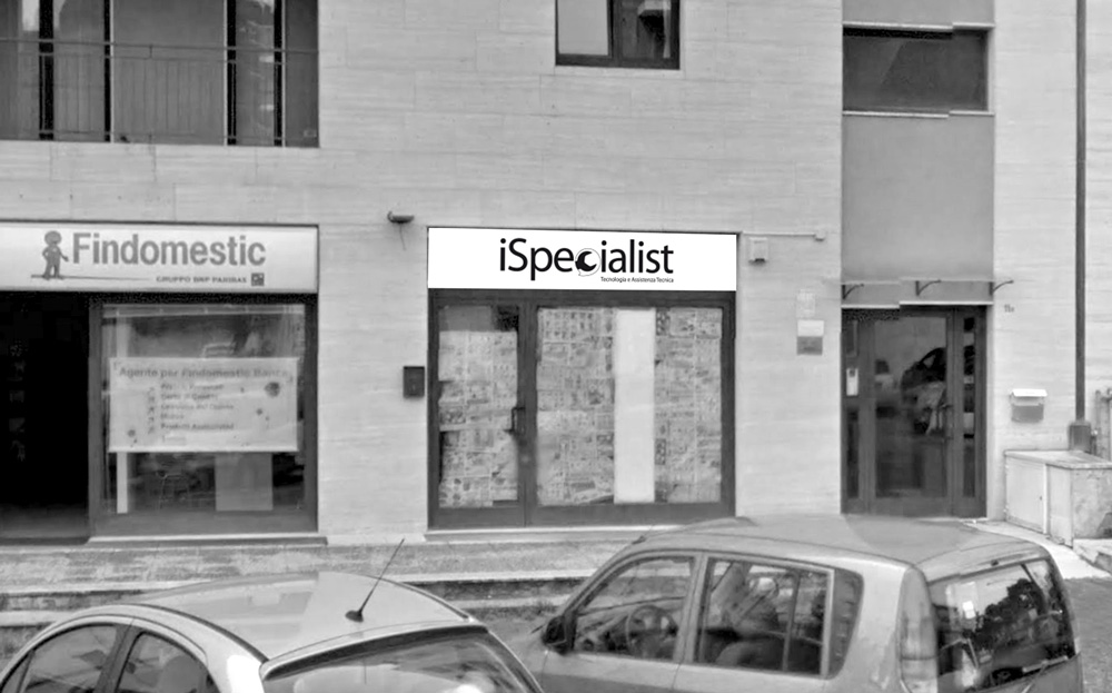 ispecialist officinae agenzia lean digital marketing comunicazione matera milano insegna luminosa