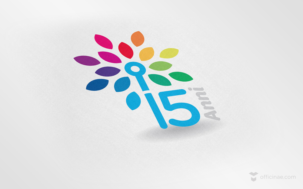 la città essenziale officinae agenzia lean digital marketing comunicazione matera milano creazione logo design celebrazione 15 anni