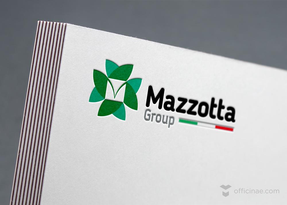 mazzotta group azienda agricola officinae agenzia lean digital marketing comunicazione matera milano creazione logo design