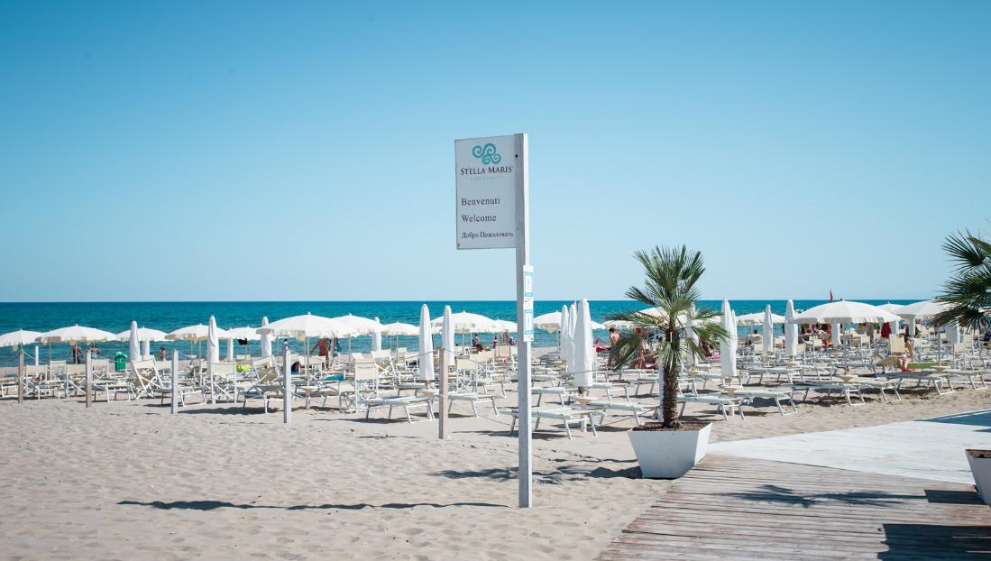 stella maris hotel lido officinae agenzia lean digital marketing comunicazione matera milano spiaggia