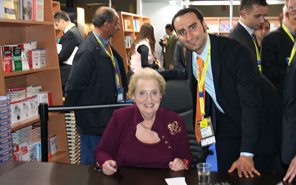 world-business-forum-2006-madeleine-albright