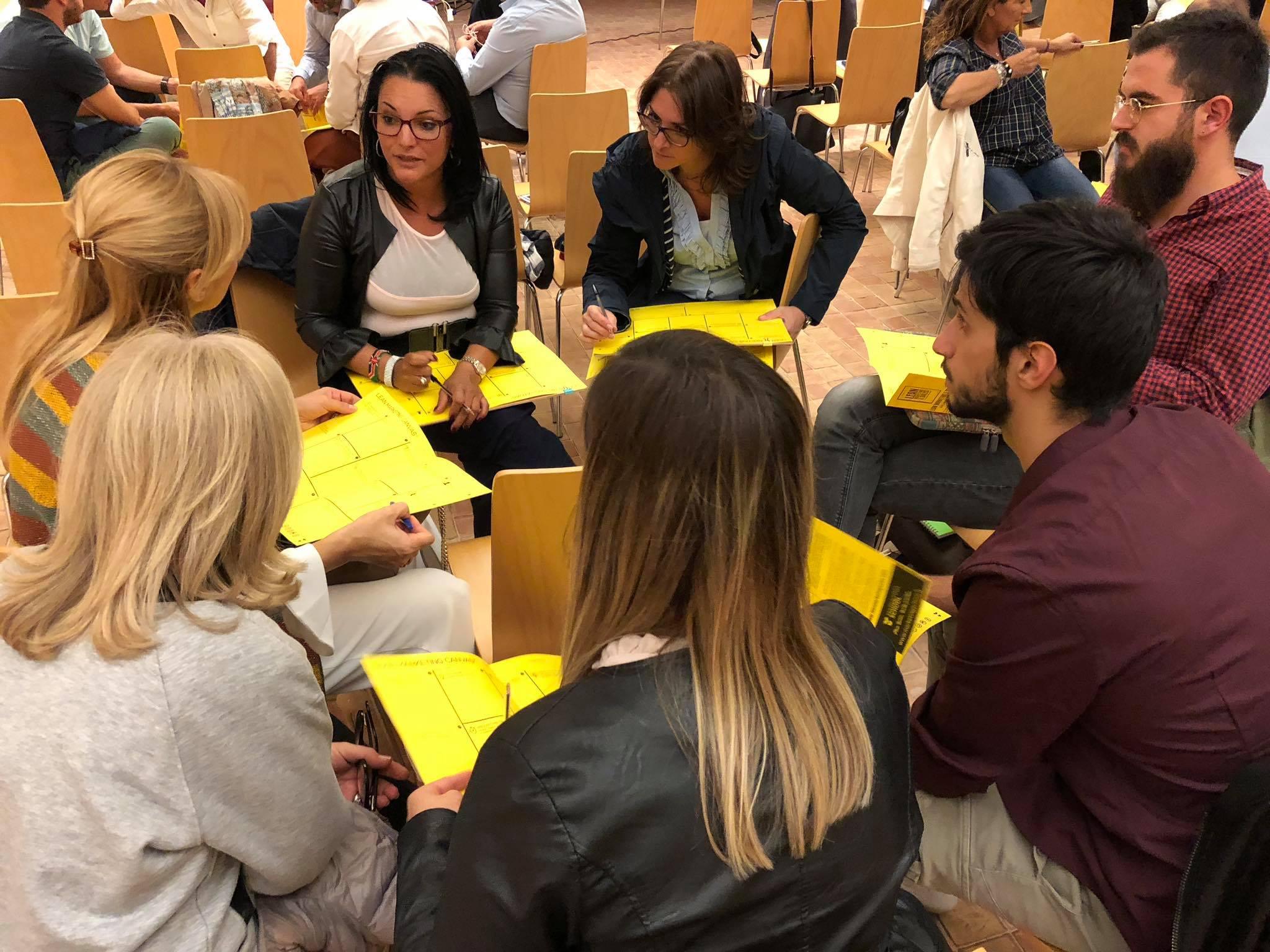 workshop presentazione libro lean marketing sales officinae-agenzia-lean-digital-marketing-management-comunicazione-school-scuola-formazione-matera-basilicata-milano 4