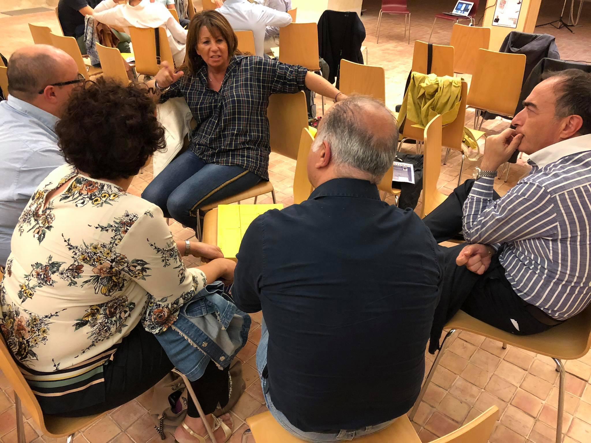 workshop presentazione libro lean marketing sales officinae-agenzia-lean-digital-marketing-management-comunicazione-school-scuola-formazione-matera-basilicata-milano 6