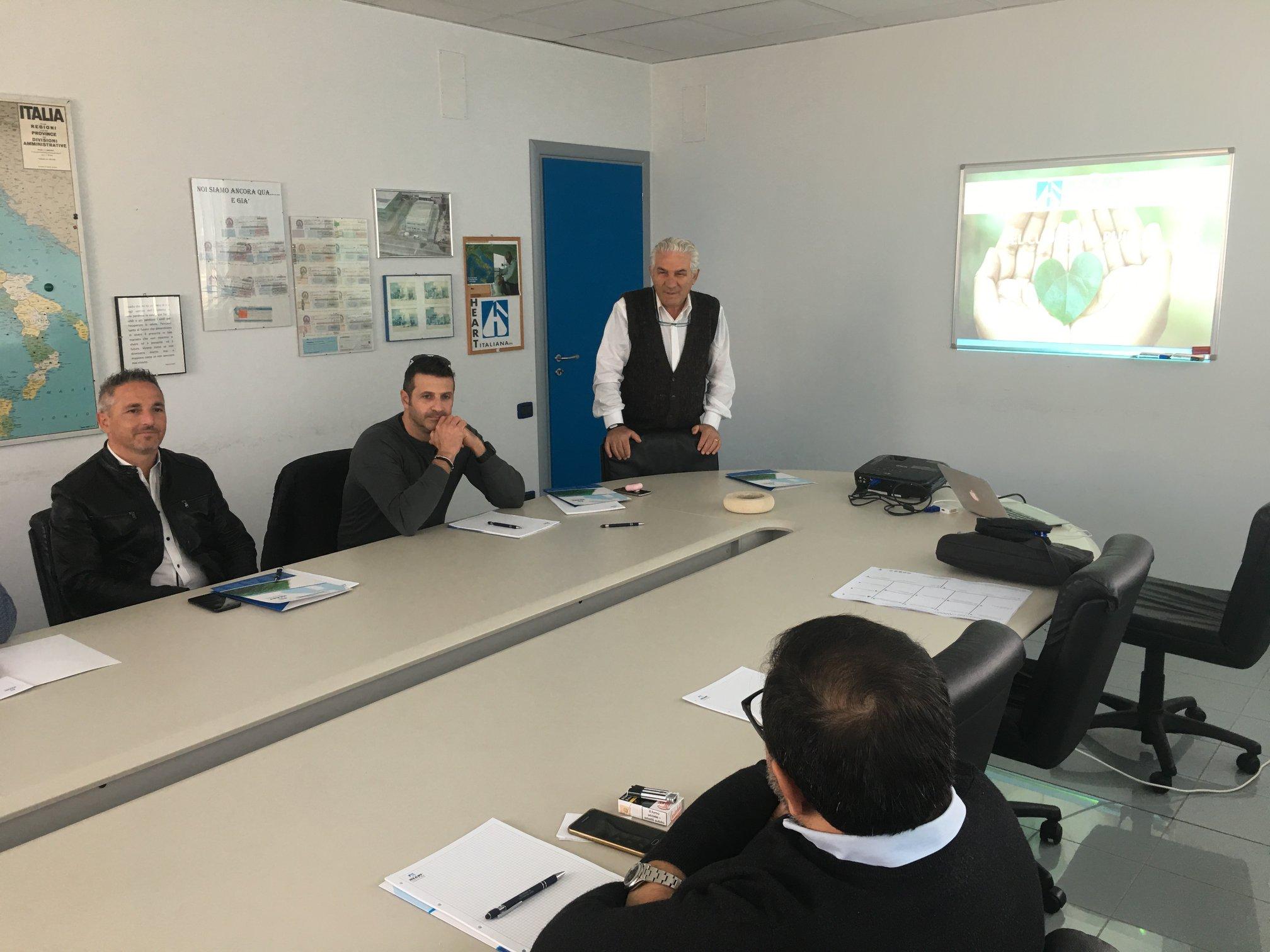 heart italiana 2 lean marketing sales alessandro martemucci corso formazione officinae digital vendite agenzia matera basilicata
