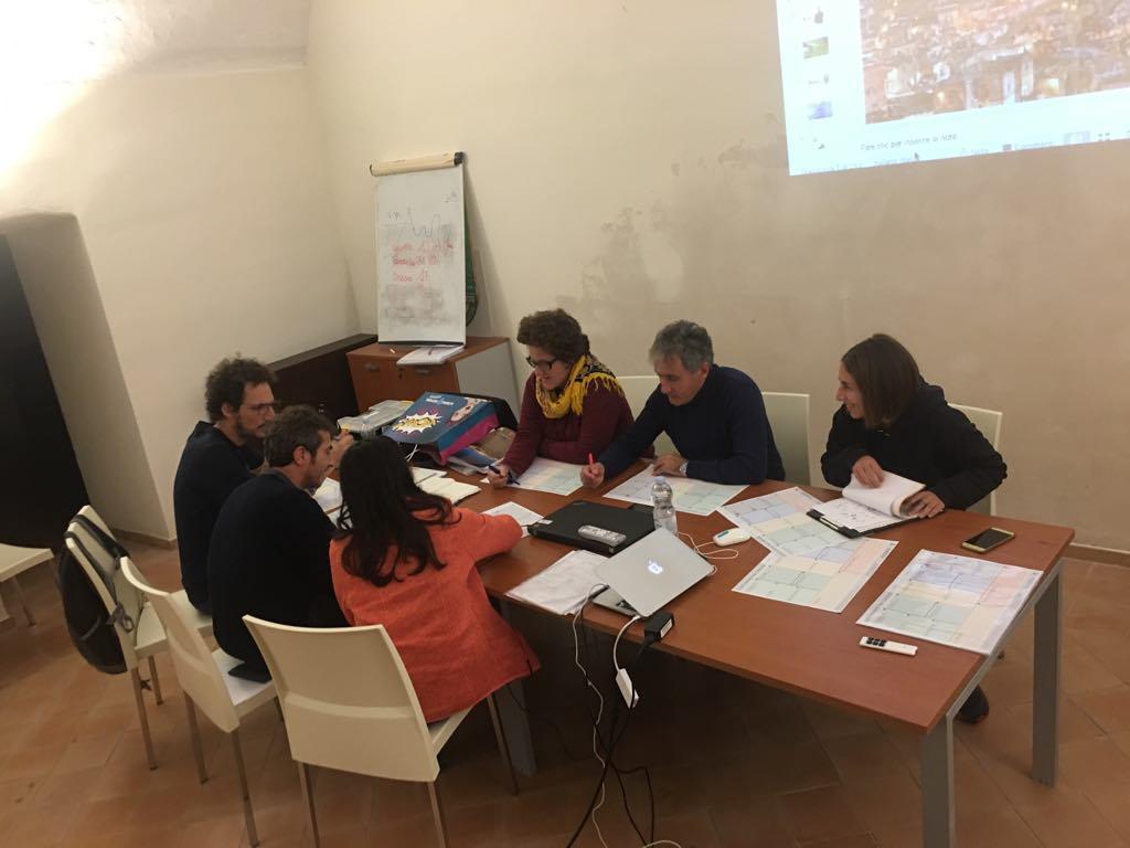 corso workshop masterclass guide ambientali escursionistiche officinae lean digital marketing canvas comunicazione matera basilicata puglia 7