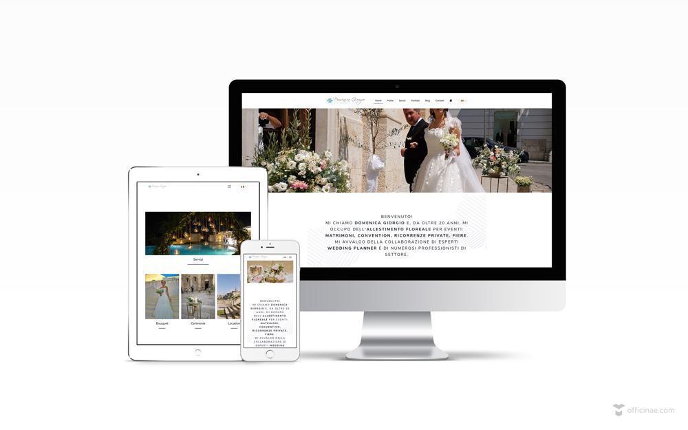 domenica-giorgio-sito web officinae lean digital marketing alessandro martemucci comunicazione matera milano