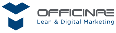 logo officinae agenzia lean digital marketing management comunicazione school scuola formazione matera basilicata milano