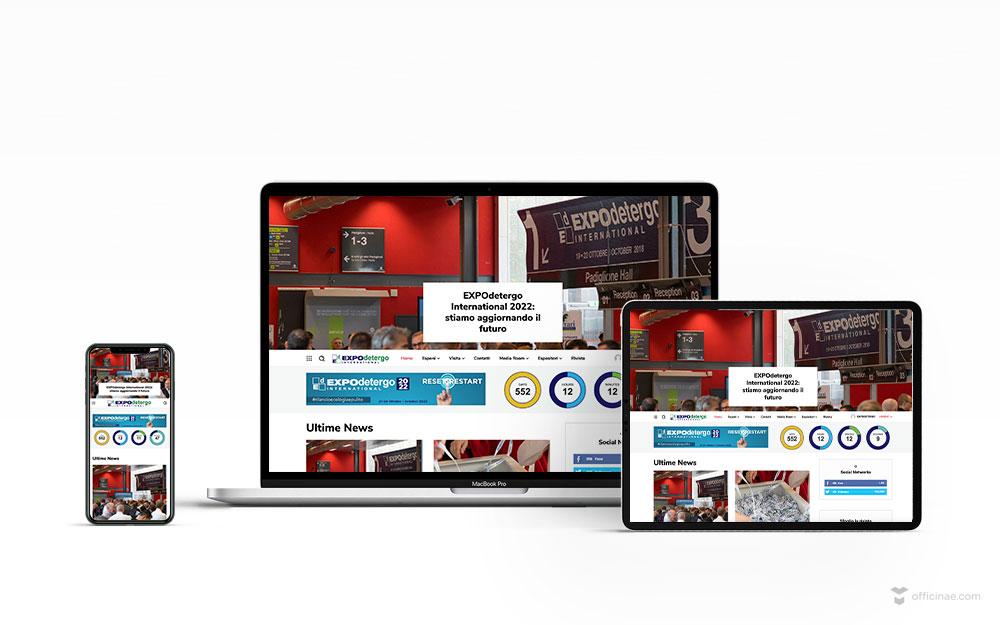 mockup-sito-web-expodetergo-officinae-agenzia-lean-digital-marketing-management-comunicazione-school-scuola-formazione-matera-basilicata-milano
