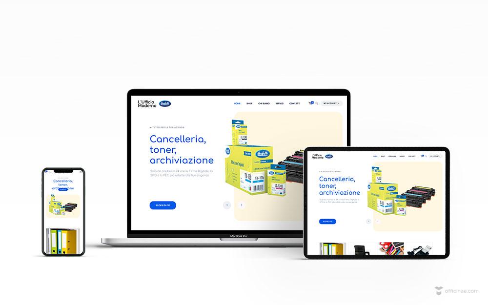 mockup-sito-web-l-ufficio-moderno-buffetti-officinae-agenzia-lean-digital-marketing-management-comunicazione-school-scuola-formazione-matera-basilicata-milano
